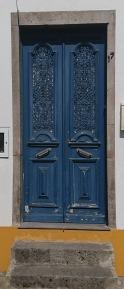 blue doors azores